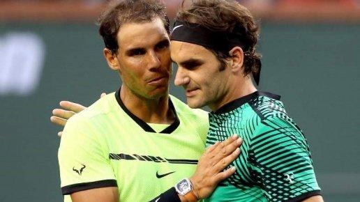 Nadal không áp lực vì siêu kỷ lục của Federer