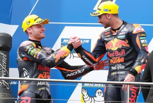 KTM thách thức mọi đối thủ trong mùa giải 2018
