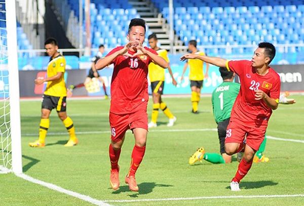 Cháu rể của Anh hùng Núp bị loại khỏi U23 Việt Nam vì chấn thương